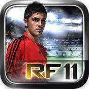 Carátula de Real Football 2011 - iOS