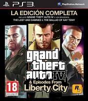 GTA IV: La Edición Completa