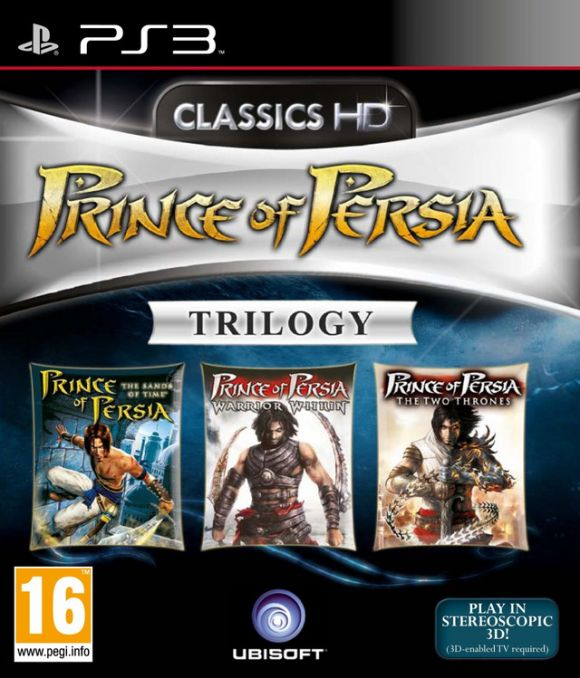 prince of persia télécharger dos disques