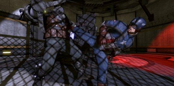 Capitán América Super Soldier an�lisis