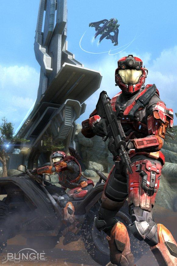 Halo Reach - Noble Map Pack para Xbox 360 - 3DJuegos