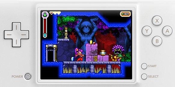 Shantae Risky's Revenge DS