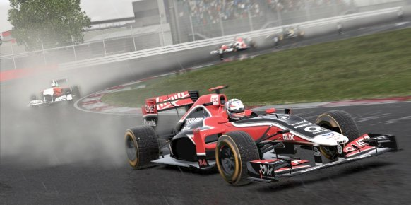 F1 2011: Impresiones Gamescom