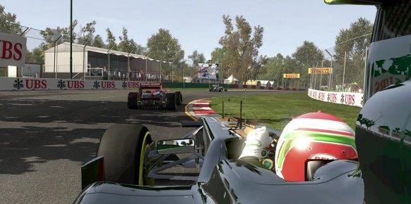 F1 2011: F1 2011: Impresiones jugables Beta