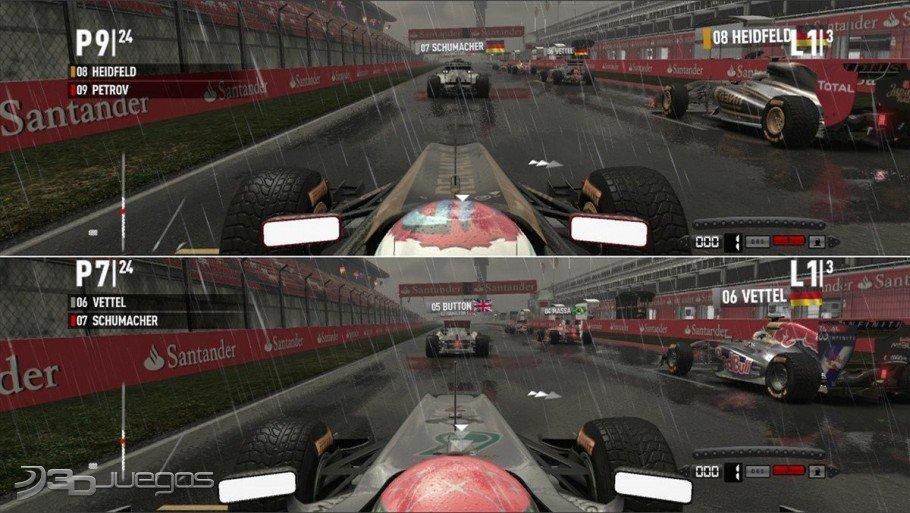 Analisis De F1 2011 Para Ps3 3djuegos