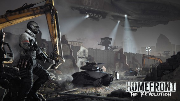 Homefront The Revolution Linux