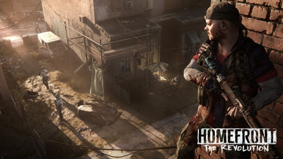 Homefront The Revolution: Homefront The Revolution: Impresiones Pre-E3