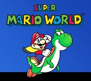Carátula de Super Mario World - 3DS