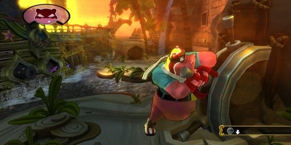 Sly Cooper Ladrones en el Tiempo PS3