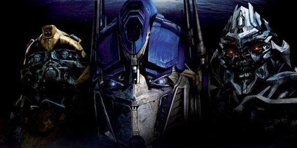 Transformers: The Dark of the Moon (La Película)