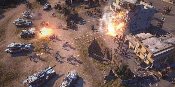 Command & Conquer: Command & Conquer: Impresiones jugables