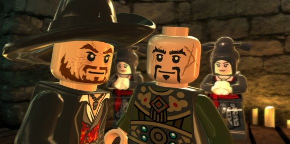 LEGO Piratas del Caribe PS3