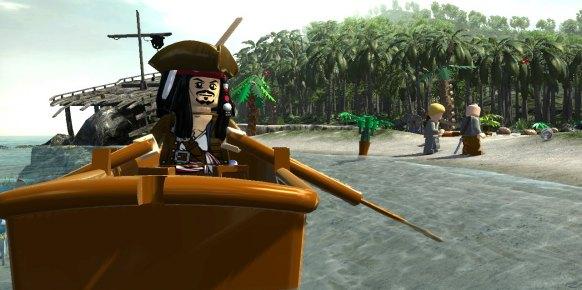 LEGO Piratas del Caribe análisis