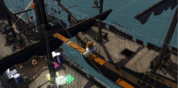 LEGO Piratas del Caribe: LEGO Piratas del Caribe: Primer contacto