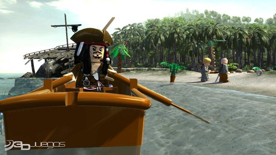 LEGO Piratas del Caribe - An�lisis