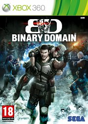 Carátula de Binary Domain - Xbox 360