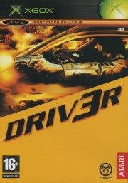 Carátula de Driver 3 - XBOX