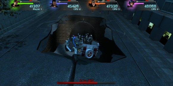 Ghostbusters Sanctum of Slime PS3