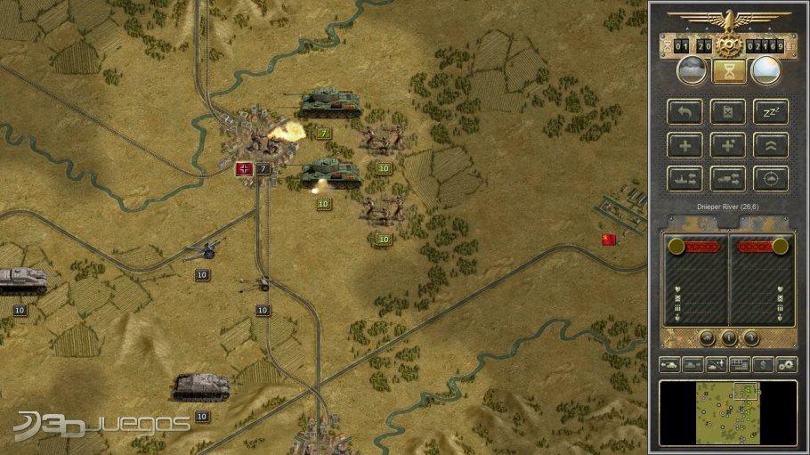 Imagen Panzer Corps (PC)