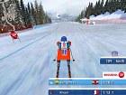 Ski Challenge 2011 - Pantalla