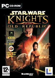 Carátula de Knights of the Old Republic - PC