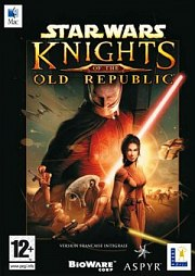 Carátula de Knights of the Old Republic - Mac