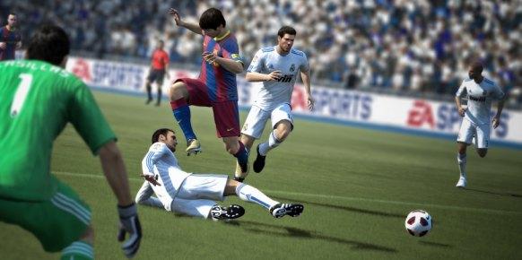 FIFA 12: FIFA 12: Impresiones jugables