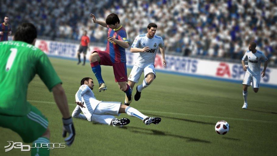 FIFA 12 - Impresiones jugables