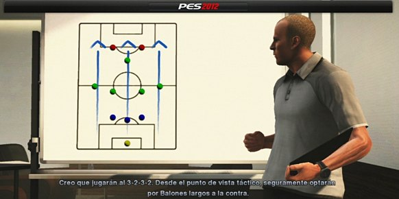 PES 2012 análisis