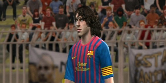 PES 2012 Wii
