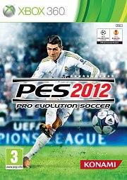 Carátula de PES 2012 - Xbox 360