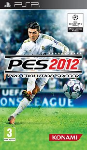 PES 2012 PSP