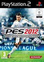 PES 2012 PS2