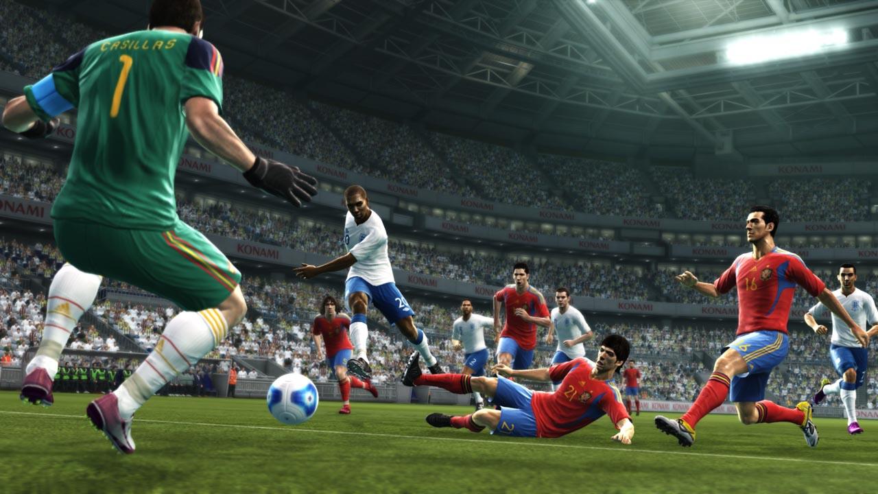 PES 2012 - Impresiones jugables Beta