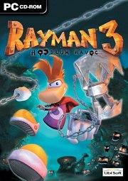 Carátula de Rayman 3: Hoodlum Havoc - PC