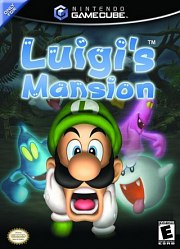 Luigi's Mansion GC
