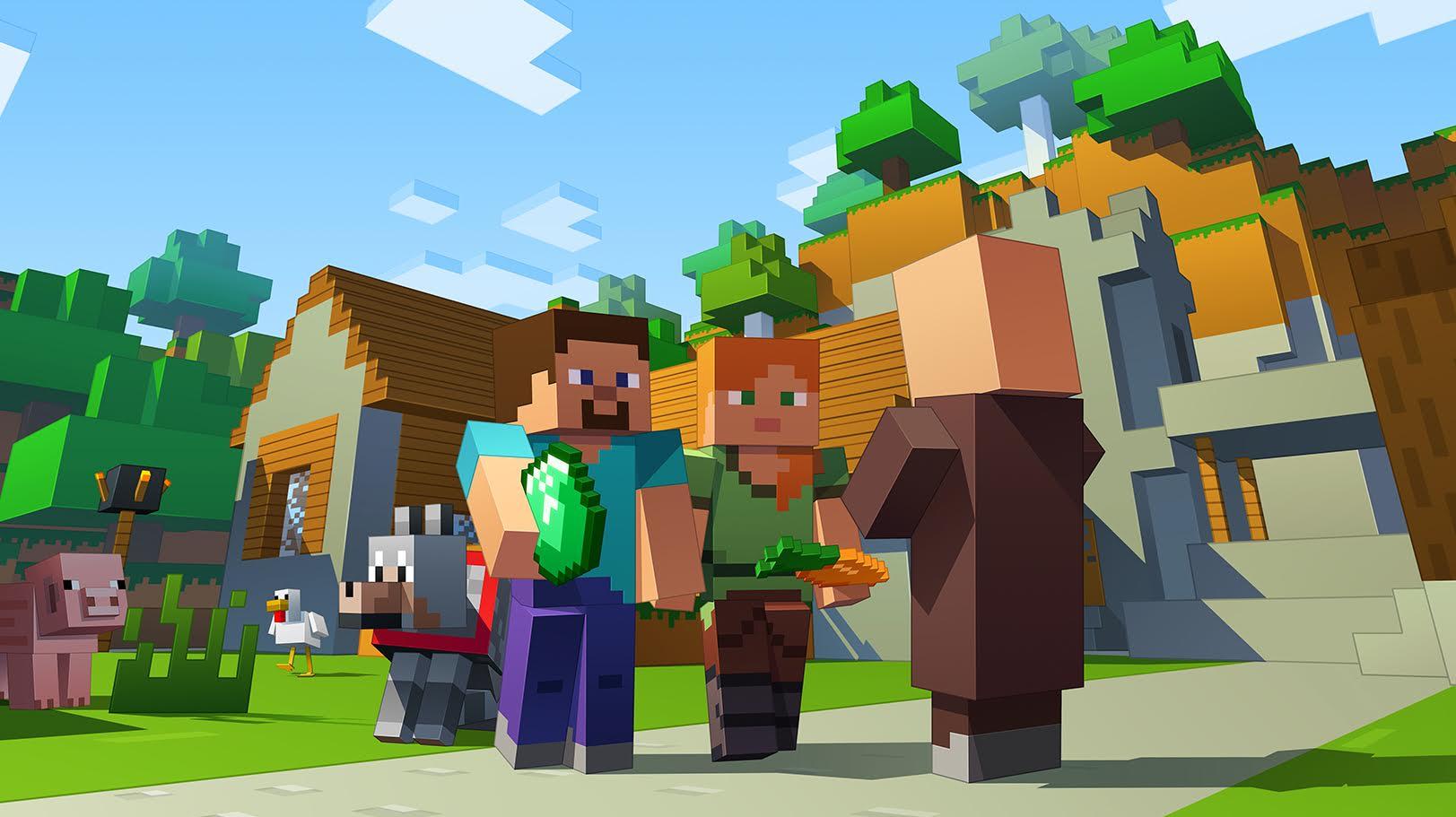 Microsoft Explica Los 720p De Minecraft En Nintendo Switch 3djuegos