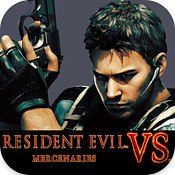 Carátula de Resident Evil Mercenaries Vs. - iOS