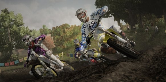 MX vs. ATV Alive: Impresiones: THQ Gamers Week