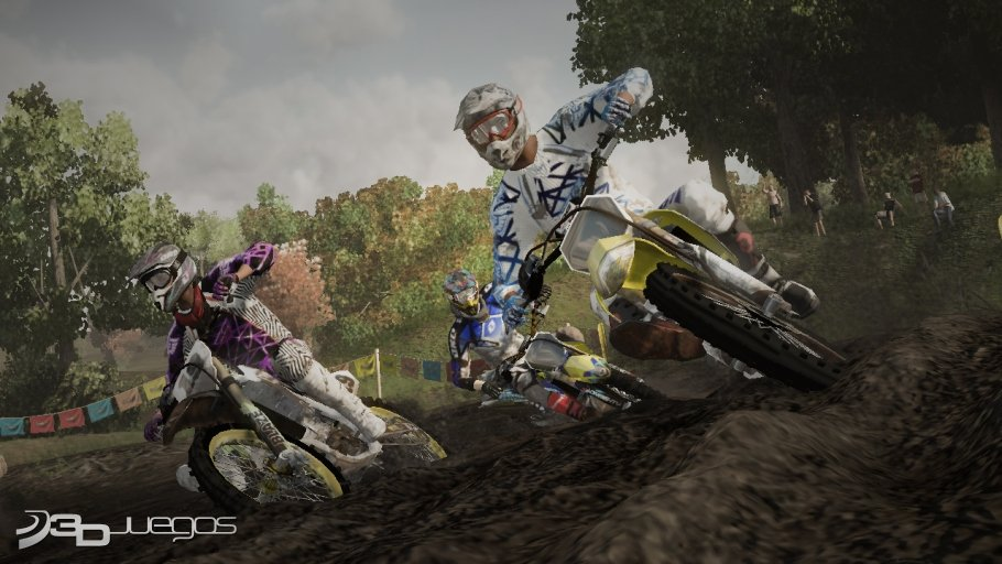 MX vs. ATV Alive - Impresiones: THQ Gamers Week