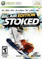 Carátula de Stoked: Big Air Edition - Xbox 360