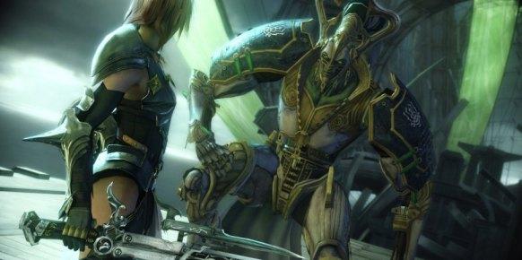 Final Fantasy XIII-2: Final Fantasy XIII-2: Impresiones Jugables