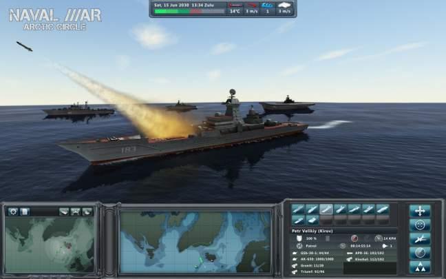 Naval War Arctic Circle - Imagen