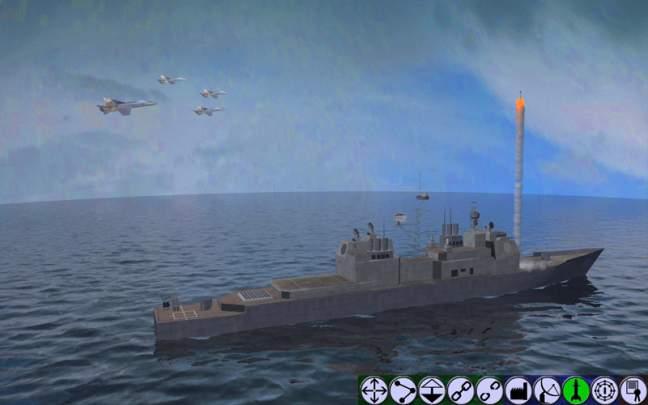 Naval War Arctic Circle - Imagen PC