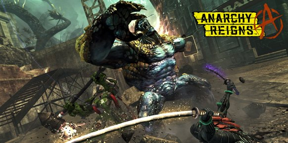 Anarchy Reigns: Anarchy Reigns: Impresiones