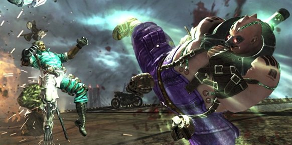Anarchy Reigns: Impresiones multijugador