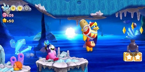 Kirby�s Adventure an�lisis