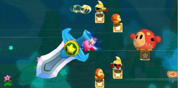 Kirby�s Adventure Wii