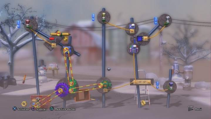 Crazy Machines Elements - Imagen PS3