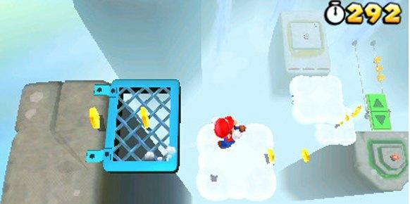Super Mario 3D Land: Super Mario 3D Land: Impresiones jugables